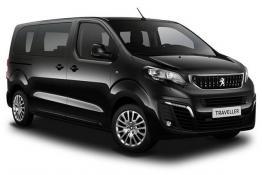 Peugeot Traveller (8 seat)